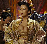 Gong Li's Ta-tas