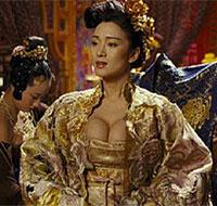 Gong Li's Ta-tas